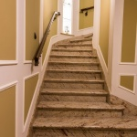 Gránit lépcső burkolat